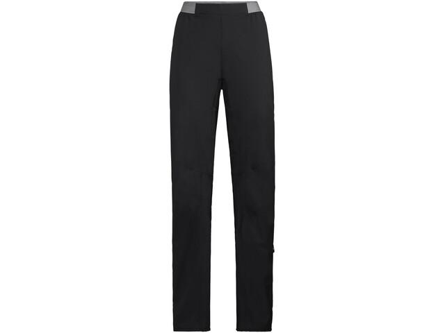 VAUDE Vatten Pantalon Femme, black